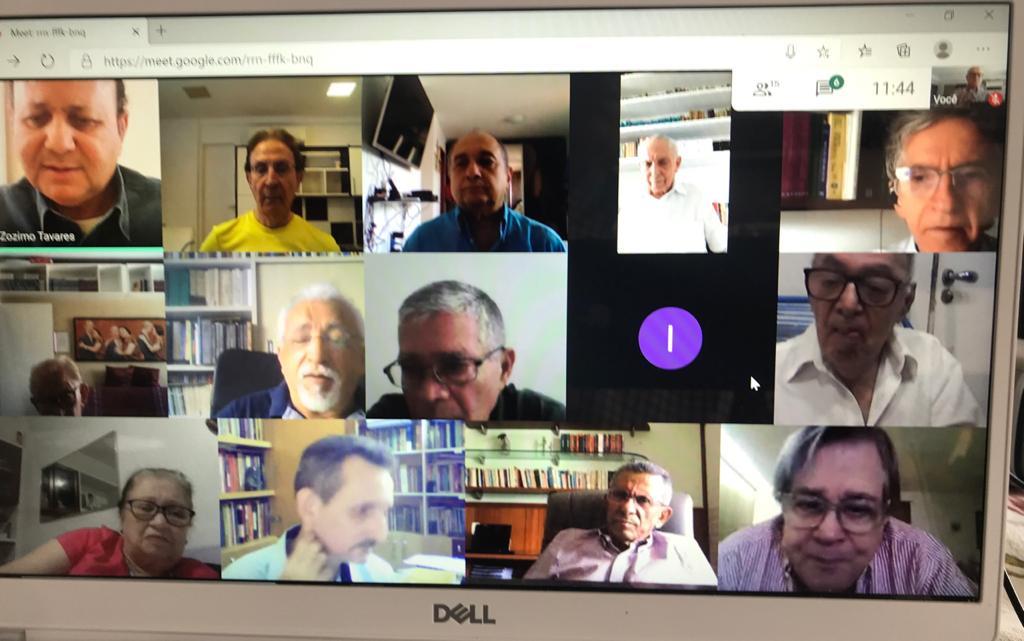 APL faz reunião histórica através de plataforma digital